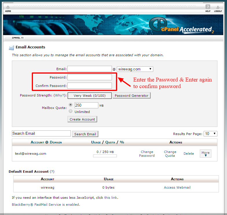 how to create email account in cpanel-3