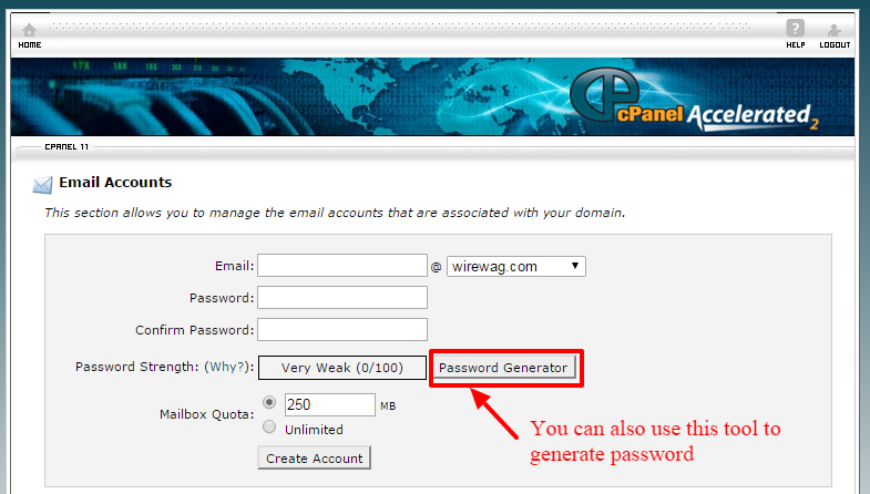 how to create email account in cpanel-4
