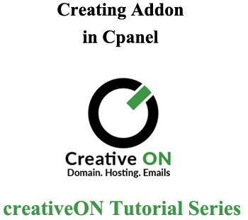 Adding Addon Domain In CPanel